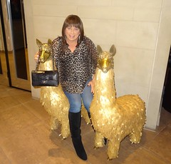 Me and my Llama's (Miss Nicole Sanderson) Tags: woman sexy girl beautiful smile lady pretty boots gorgeous jeans chanel llamas skinnyjeans chanelbag