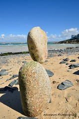 St Ives rock man 2 (sampsonalexander651) Tags: stives