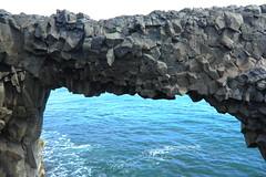 Iceland - Day 4 - Dyrhlaey (Ryno du Plessis) Tags: iceland basalt arch rock formation dyrhlaey sea ocean nature