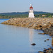 NS-01428 - Battery Point Breakwater Lighthouse