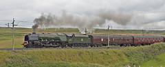 46233 Salterwath 23-07-16 (prof@worthvalley) Tags: all types transport steam locomotive railway railroad uk 46233 duchess sutherland shap