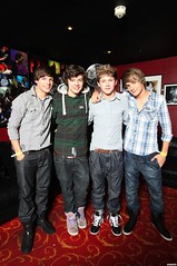 (One Direction Archive) Tags: 2010 celebrities celebrity colourimage fulllength male music pop xfactor xfactormagazine one direction