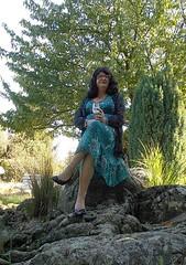 2016 - 08 - 03 - Karoll  -  054 (Karoll le bihan) Tags: femme feminization travestis tgirl travestie travesti transgender transvestite crossdressing travestisme travestissement fminisation crossdress feminine lingerie escarpins bas stocking pantyhose stilettos