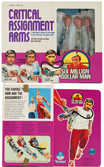 1977 Six Million Dollar Man Critical Assignment Arms (Tom Simpson) Tags: sixmilliondollarman 6milliondollarman vintage toys vintagetoys 1977 1970s leemajors steveaustin