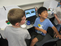 IMG_2065 (Science Museum of MN Youth Programs) Tags: summer16 2016 legolab lego