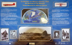 VLADIMIR KOKKINAKI   | 1939  | ILYUSHIN TsKB-30 BOMBER |  MISCOU ISLAND  |  NEW BRUNSWICK  |  NB  |  CANADA (J.P. Gosselin) Tags: vladimir kokkinaki | 1939 ilyushin tskb30 bomber miscou island new brunswick nb canada ph:camera=canon canon eos rebel t2i canoneosrebelt2i canon7dmarkii 7dmarkii 7d markii mark ii canoneos7d canon7d eos7d canoneos