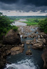 (Manabika) Tags: assam northeastindia shillong meghalaya river dawki umngot fishing stones clouds fishermen ropes journey nature
