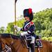Escorte royale à cheval - 21 juillet 2016