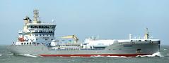 TERNSUND (dv-hans) Tags: ternsund chemicaltanker maasmond nieuwewaterweg vopak botlek