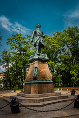 Памятнику Петру Первому в Кронштадте
