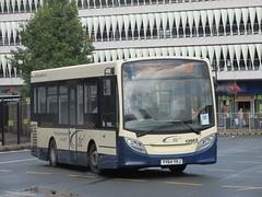 TLC 13982 YY64YKJ Keighley Bus Stn on 727 (1) (1280x960) (dearingbuspix) Tags: tlc 13982 yy64ykj