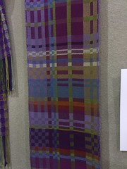 Convergence 2016  weaving conference (kindred threads) Tags: convergence2016 kindredthreads handwoven weaving