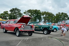 2016 Tri-5 Nats_125_DSC_5767 (Nomad Joe) Tags: trifivenationals tri5 chevrolet chevy carshow gasser dragrace racecar bowlinggreen ky usa