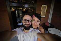IMG_9599 (Two people two cameras) Tags: indonesia bali asia travel photography photo nature selfie morning together love couple lifepartners