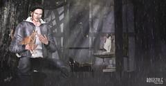 My Cats - #Look 017♂╣Boss Style╠♂ (♂╣Boss Style╠♂ -Blogger's-) Tags: photo foto photographer fotografia reatrato portrait male moto motorcycle motorbiker biker man boy guy garoto homem menino rapaz moda fashion vogue pretty beauty grace loveliness glamor glamour second life segunda vida jogo plataforma game set play music rock motorcyclist helmet turlaccor comesoonposes poses pose jacket rocker comesoonposesposes shot doll avatar art sl artists events blog bossstylestyle blogger cats