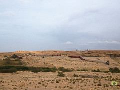 Train accident (Ath Salem) Tags: algrie paysage tourisme dcouverte    biskra sidi okba kantara palmeraie dattes brche montagne beaut rare porte sahara