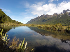 362 - Mirror Lake vue de côté