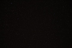 Starry Sky (elliotlambell) Tags: england sky black night contrast canon dark lens stars landscape star exposure britain space scene l astronomy dots universe magical 6d