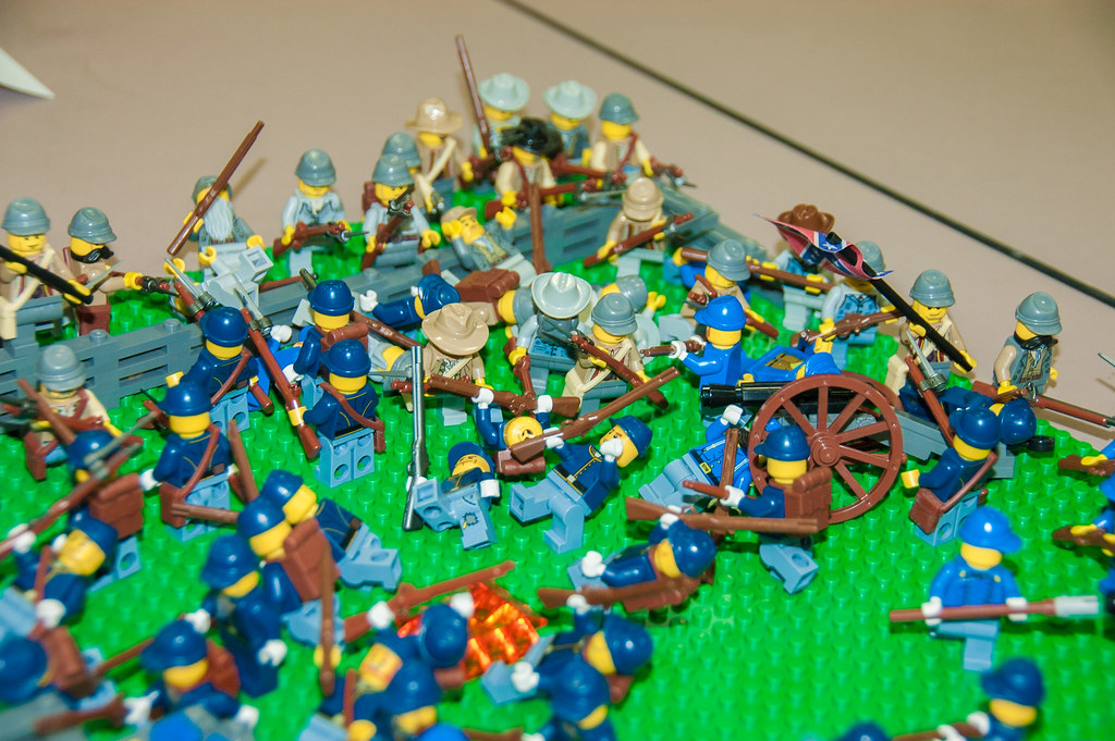 The World's Best Photos of gettysburg and lego - Flickr Hive
