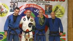 Examen de Grado 2013-Marron-Mikel Aguirrezabal, Mikel Minguez y Ibon Araguren