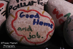 Hopes and dreams - pebbles 2 (traceymepham) Tags: church easter children photography worship child cross god stones jesus pebbles hampshire andover want dreams hopes wishes wants activity tracey mepham