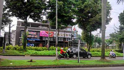 Jalan Abdullah Bin Nuh Bogor