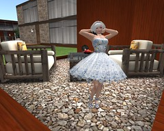 Around the House (Ginnokage) Tags: truth secondlife insolence hanamachi redgrave gfield sntch pinkfuel