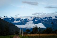 Choquequirao_Saliendo de Cachora (David Visual) Tags: travel mountain mountains travelling ice peru cuzco camino wanderlust montaa hielo choquequirao montaas traveler cachora