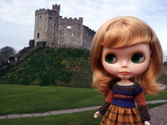Summer visits Cardiff Castle