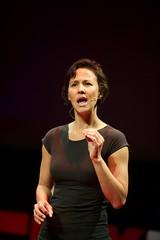 Michelle Ryan speaking live at TEDxExeter 2015 (TEDxExeter) Tags: ted devon exeter psychology worklifebalance michelleryan exetercity tedtalks tedx ideasworthspreading exeternorthcott northcotttheatre tedxexeter exeternorthcotttheatre devonhour glasscliff