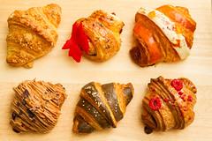 nadege7_march2015 (YenC) Tags: food toronto ginger bacon maple rye hibiscus chestnut cassis carrotcake nadege croissants blacksesame croissunday