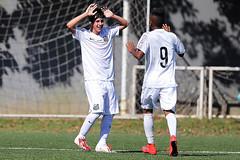 Sandro Perpetuo e Rodrygo Goes (Santos Futebol Clube) Tags: ct santos fc campeonato rei paulista pel sub15