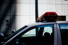 manhattan vibes (bendikjohan) Tags: life street new york city nyc people urban usa ny streets car america photography manhattan police nypd cop vehicle vibes vibrance