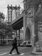 Proportions (fdphotographs) Tags: york bridge newyork williamsburg