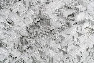 Georg Bohle - City 18, 2014 [close-up]
