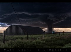 Oh My!  A Ternader!!! (Matt Grans Photography) Tags: tornado twister whirlwind supercell storm weather colorado wray