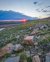 Beartooth Morning (FarmerTed1971) Tags: mountain sunrise landscape us unitedstates wyoming cody beartooth