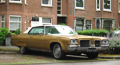 1971 Oldsmobile 98 7.5 V8 (rvandermaar) Tags: 1971 98 75 eight v8 oldsmobile ninetyeight ninety oldsmobile98 oldsmobileninetyeight ah5920 sidecode1