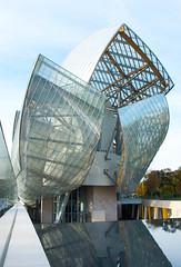 Fondation Louis Vuitton 3 (Olivier Hotermans) Tags: paris france architecture modern louis boulogne gehry franck vuitton fondation museurm