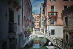 If we were a movie... (StefanJurcaRomania) Tags: italien venice italy canal italia canals kanal venezia venedig venetia canale veneto kanle canagli