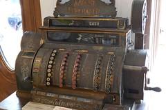 1911 Cash Register (en tee gee) Tags: old ny cashregister coldspringharbor