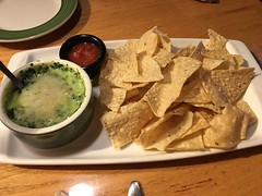 Spinach Artichoke Dip (Anna Sunny Day) Tags: applebees