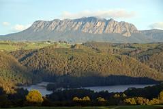 Mount Roland from Lower Wilmot (shinbonerbaz) Tags: sony australia tasmania alpha wilmot dt mountroland a57 α sheffiield minoltaamount sal18250 sonydt18250mm