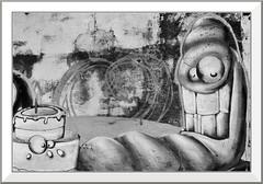 Bad Oldesloe... (carsten9189) Tags: tiefenschrfe schrfentiefe architektur nachtfotografie langzeitbelichtung kste ostsee landschaft landschaftsfotografie graufilter depth field natur nature koast carsten falke fotoclub fcotaiko beach beautiful blau blue cadzand clouds colorful colors himmer lila longexposure longex meer netherlands niederlande night ocean purple reflection reflektion sky sonnenuntergang strand sunset wasser water wolken photo photography photoart colognephotograph outdoor ufer pier himmel ozean schiffsanleger grafitti grafitty graffity grafity grafiti spreyen sprayen wandmalerei walpainting painting malerei