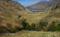 Looking back to Loch Nevis (5/16 an025) (Ted and Jen) Tags: lochnevis knoydart tgoc scotland greatoutdoorchallenge