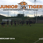 SUMMERCAMP U15/U17 2016