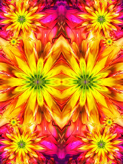 Flower Abstract (PEA 2015) Tags: coth
