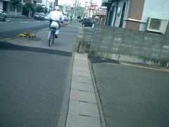 running Itamae (-ICHIRO) Tags: street snap agfa sensor 505d toy camera