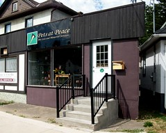 Pets At Peace (haunted snowfort) Tags: petsatpeace stcatharines ontario 117lakestreet petloss memorialservices canada pets loss