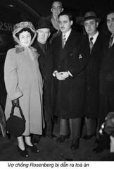 Ethel & Julius Rosenberg  Soviet Atomic Spies (3) (ngao5) Tags: americans communist crime execution group judicialproceedings juliusrosenberg males marxist midatlantic newyorkcity newyorkstate northamerica people punishment spy treason trial trialofjuliusandethelrosenberg usa whites